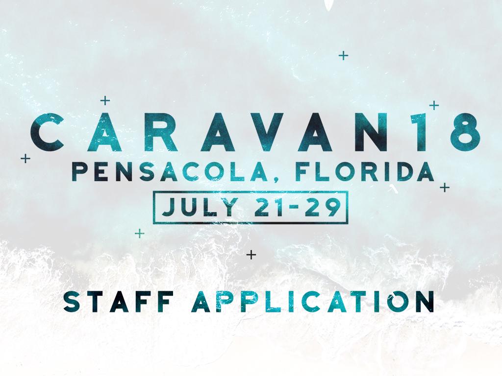 Caravan18 staff application