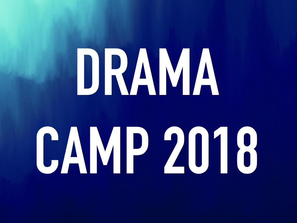 Dramacamp18