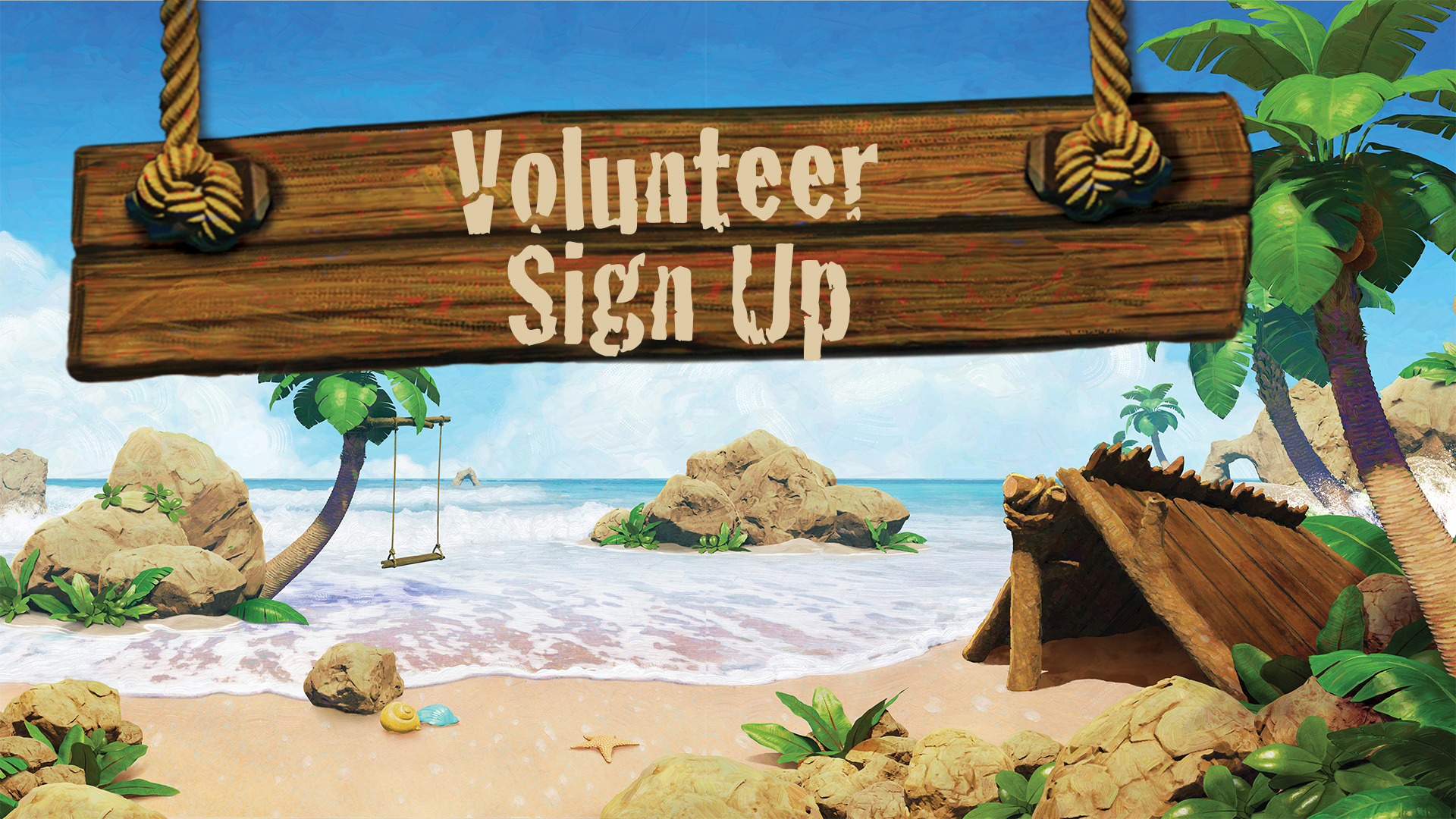 Shipwrecked vol sign up