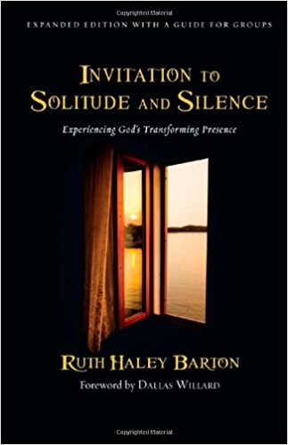 Invitation to silence and solitude