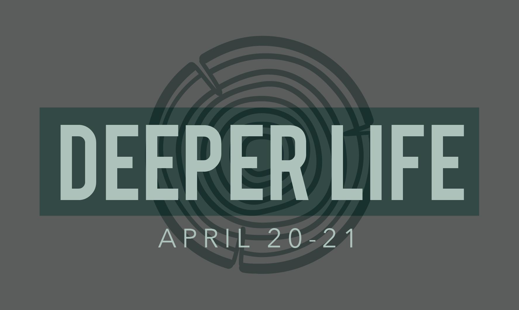 Deeperlife2018withdate