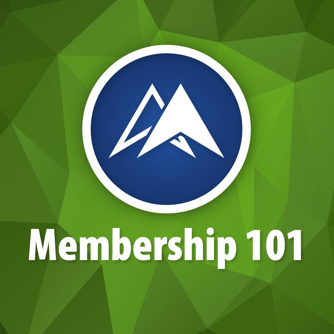 Membership101 event