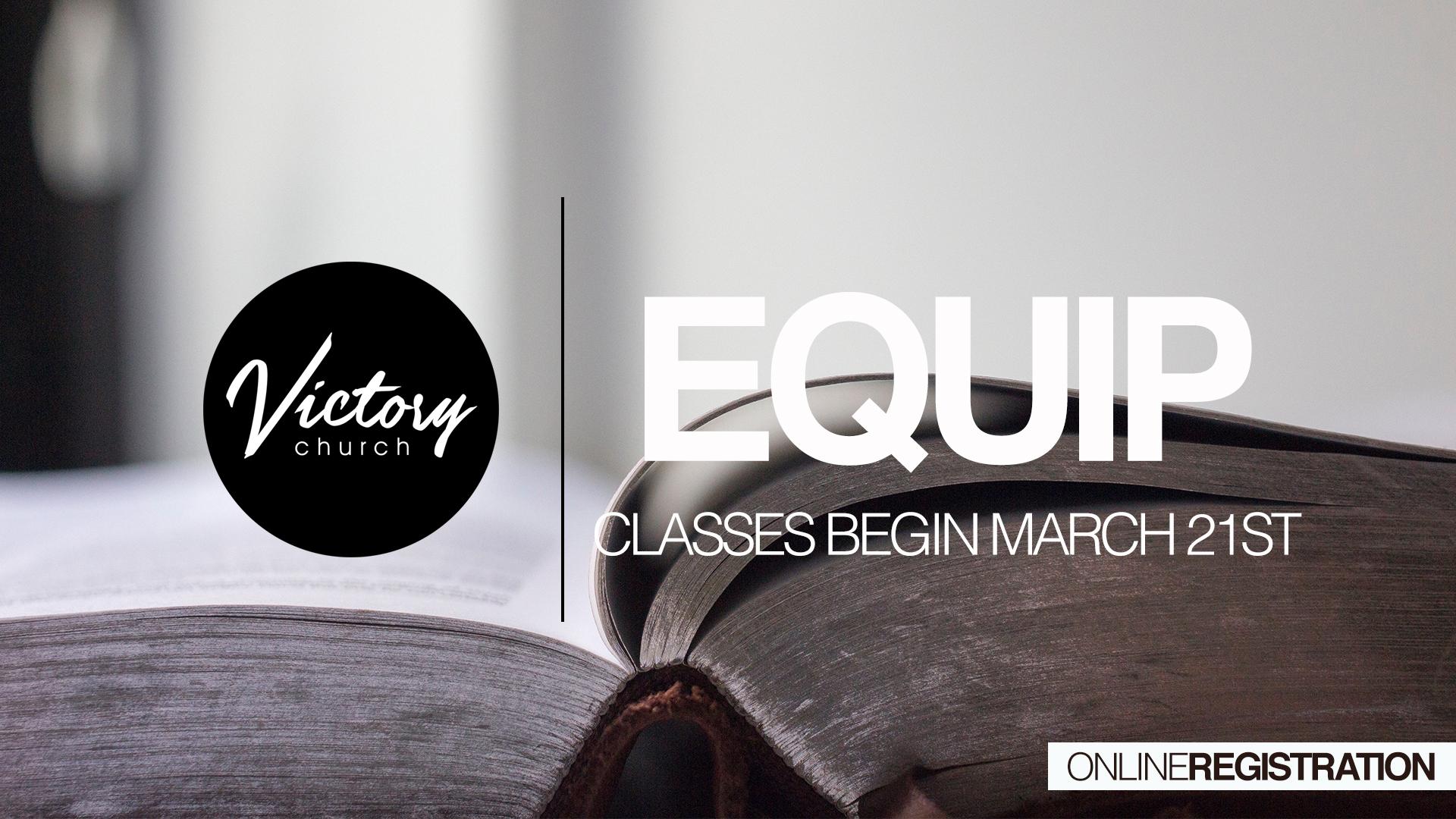 Equip class 3