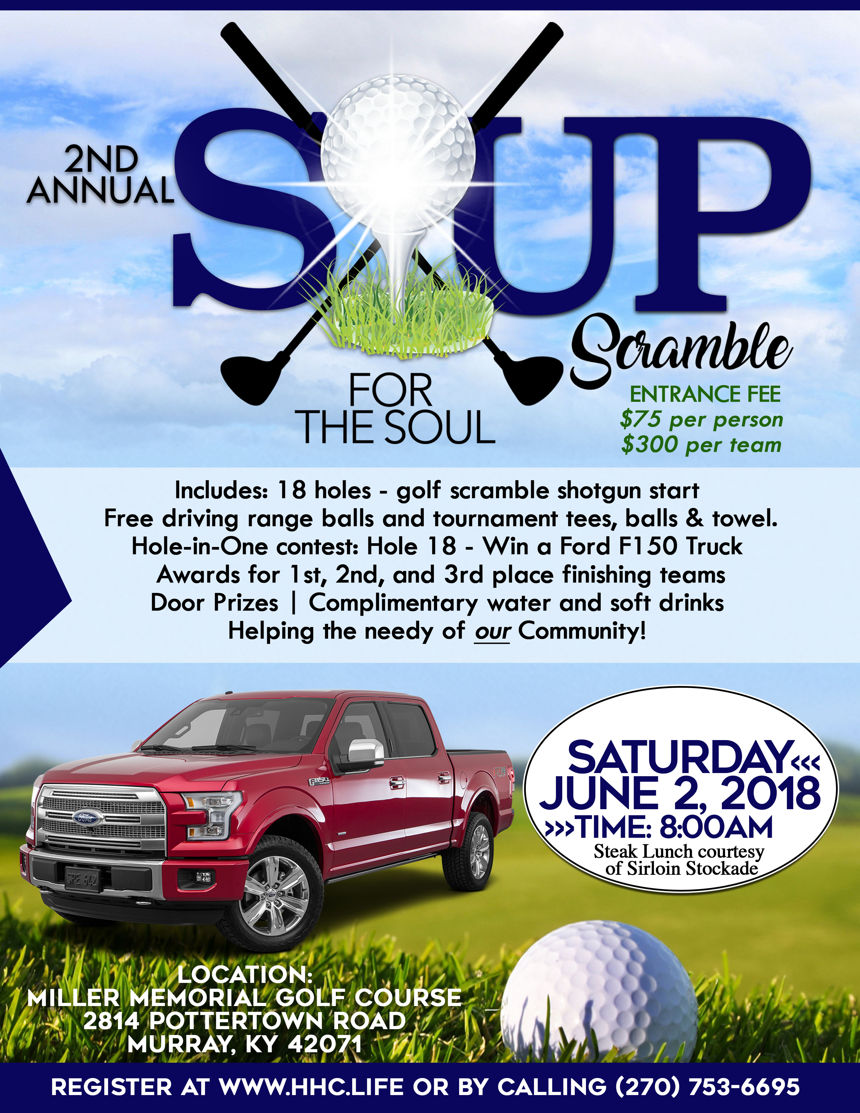 Soup 2018 flyer