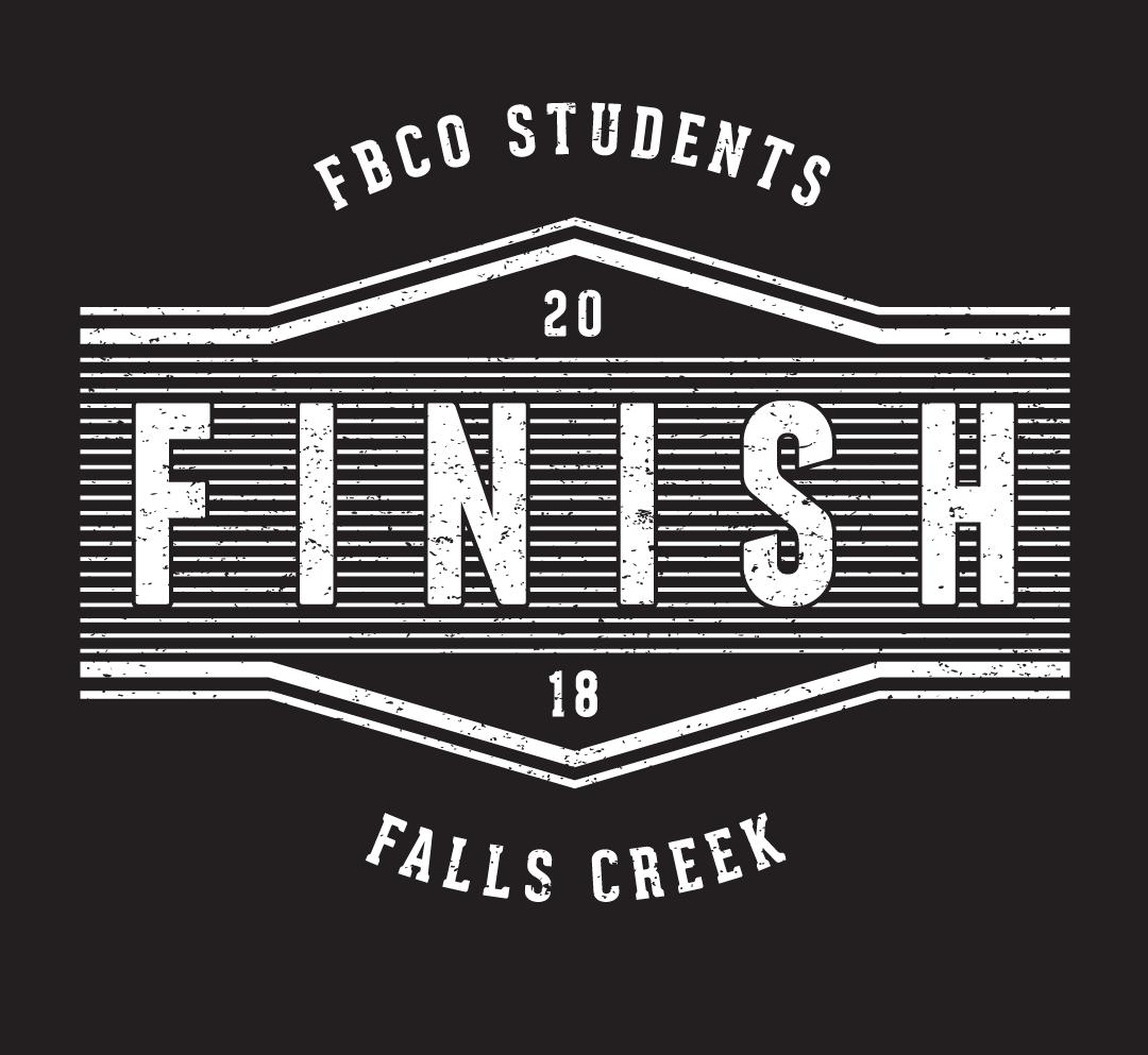 Falls creek 2018 grunge