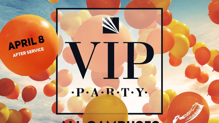 VIP Party logo image
