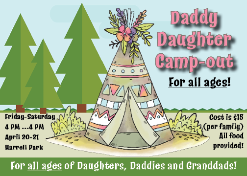 Daddy daughter logo