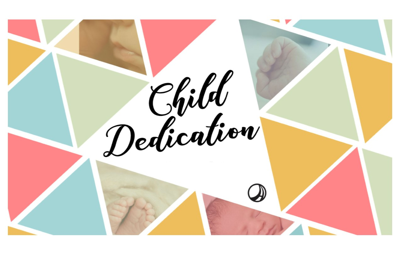 Child dedication image 2018