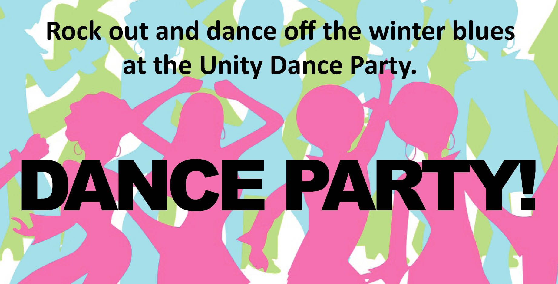Dance party banner