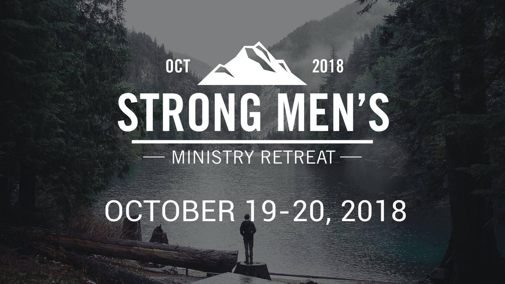 Strong men retreat 1920x1080 with date