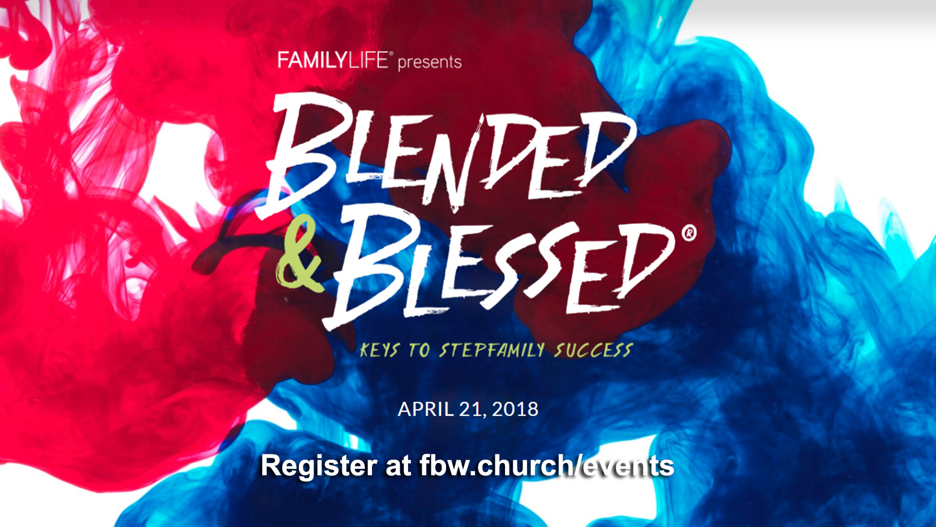 Blended and blessed graphic 3