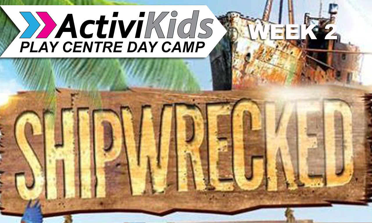 Activikids shipwrecked