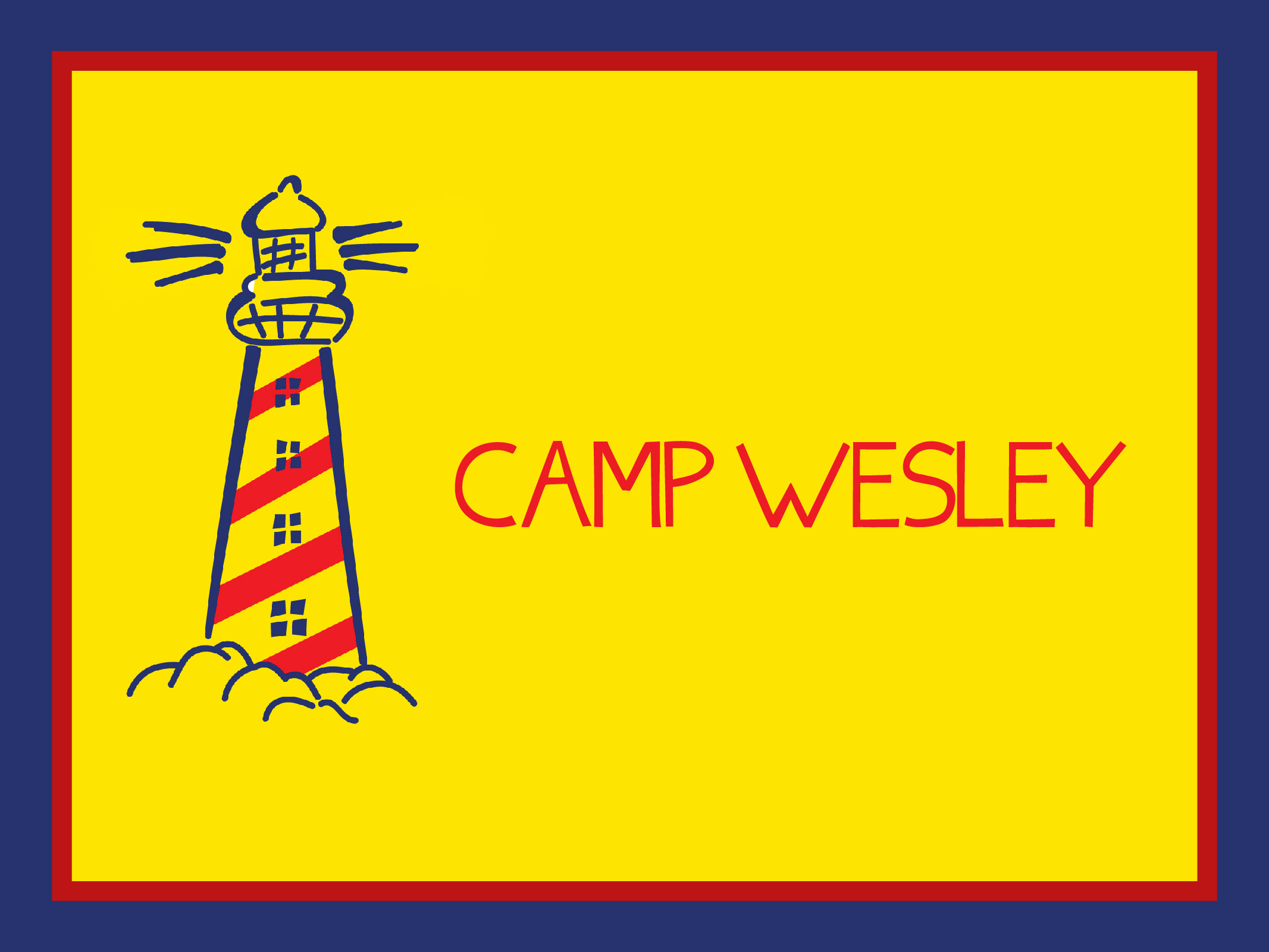 Camp wesley logo