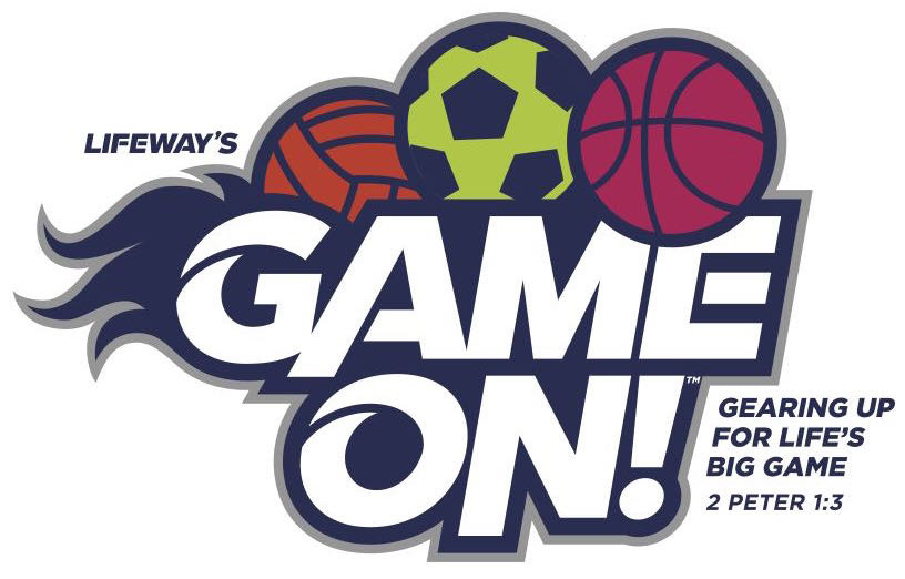 Game on vbs 2018 logo