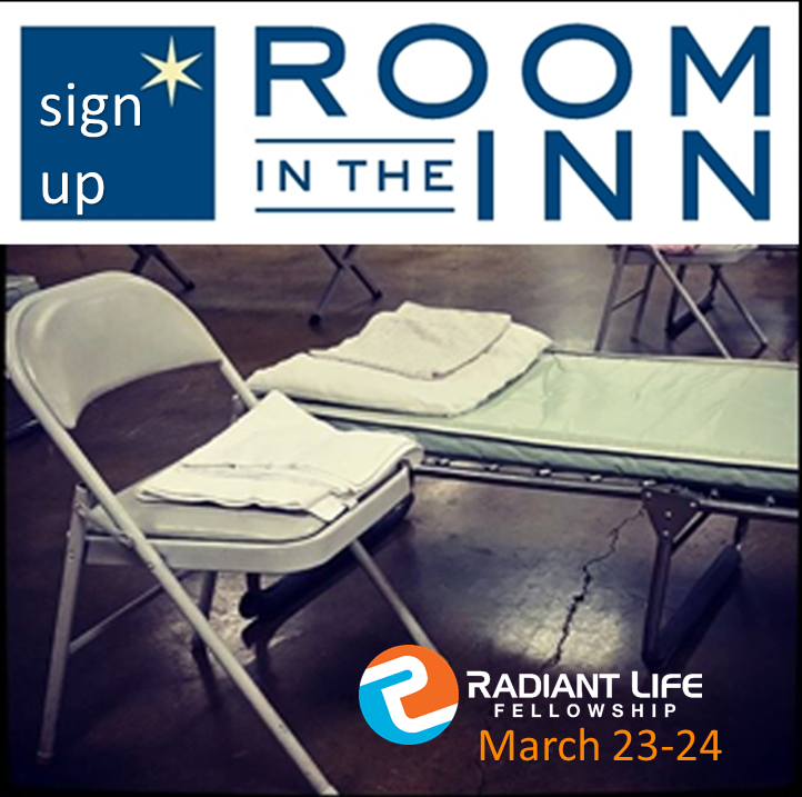 Room in the inn march 23 24