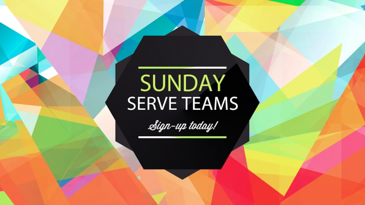 Serve Team Sign Ups logo image