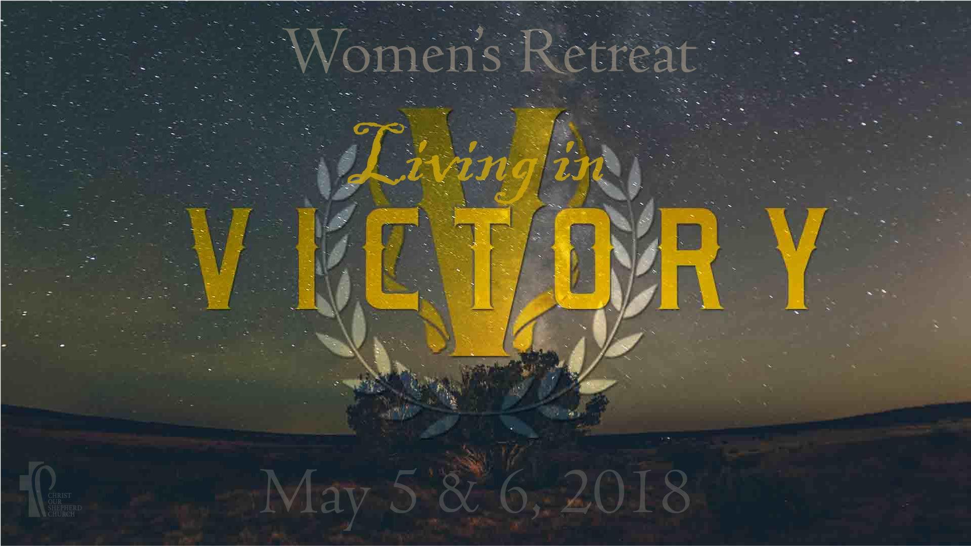 Women s retreat 2018 01