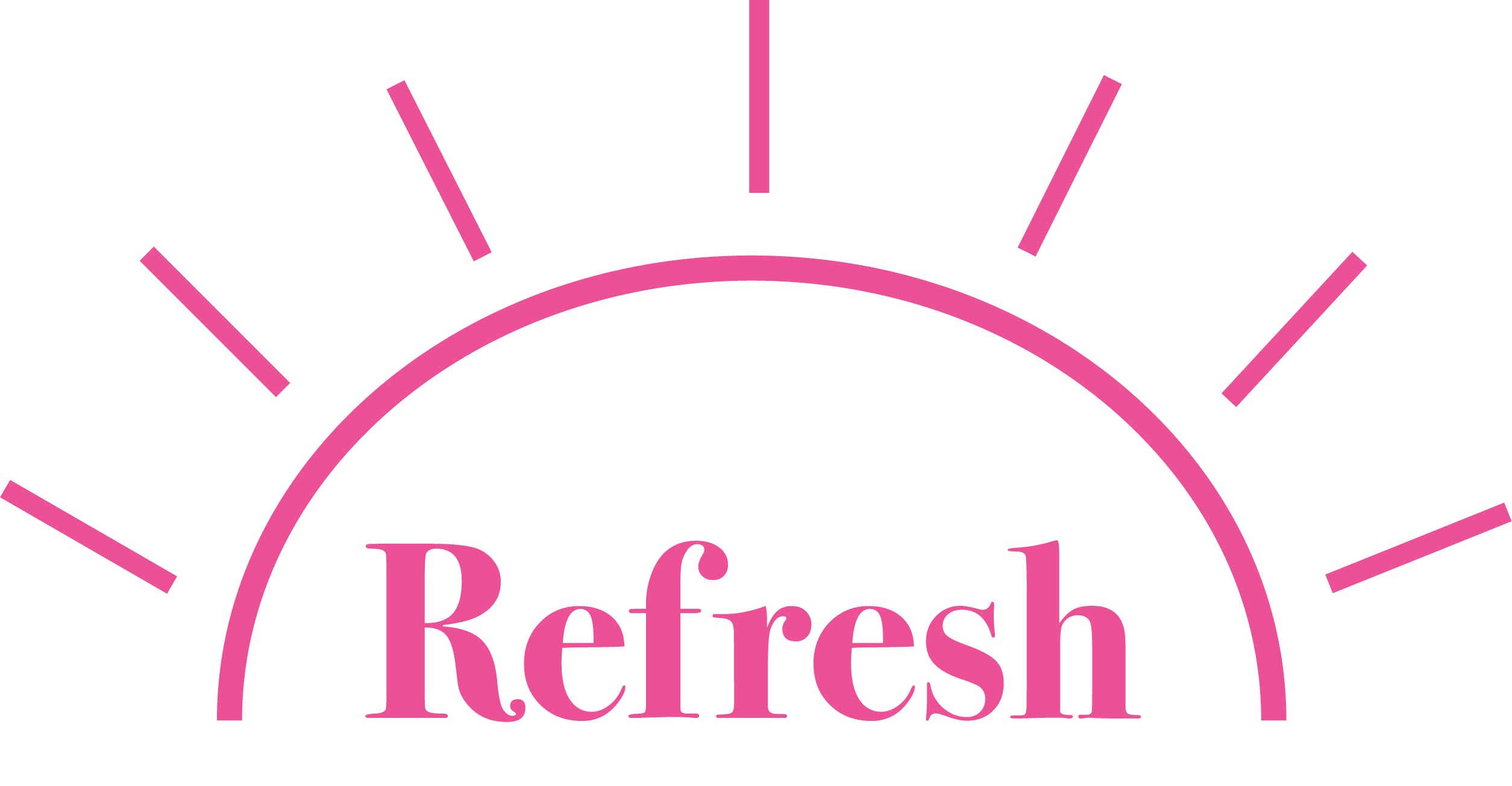New refresh logo 2018