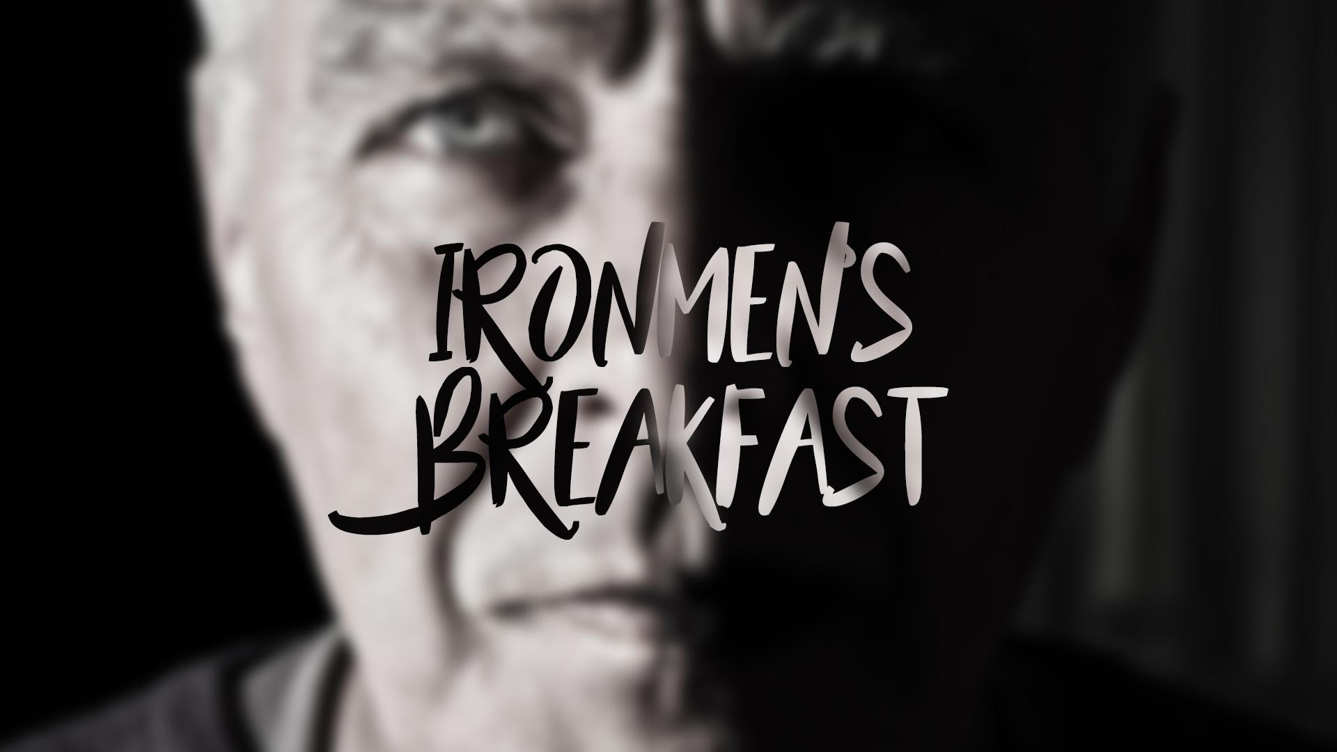 Ironmen sbreakfast event 2017