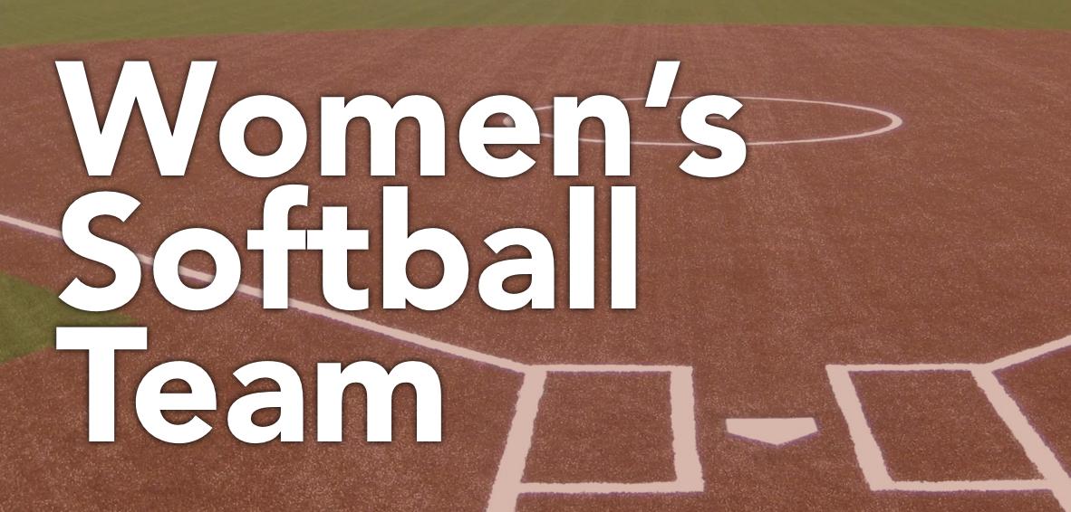 Women s softball team logo
