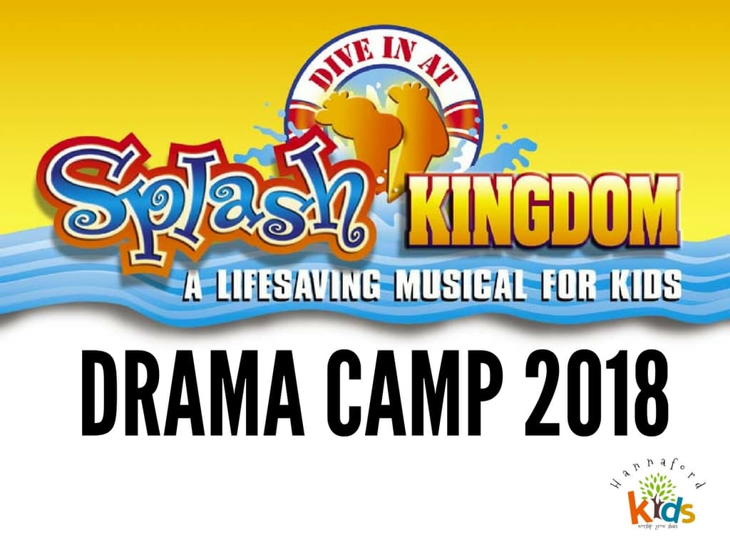 Drama camp 2018