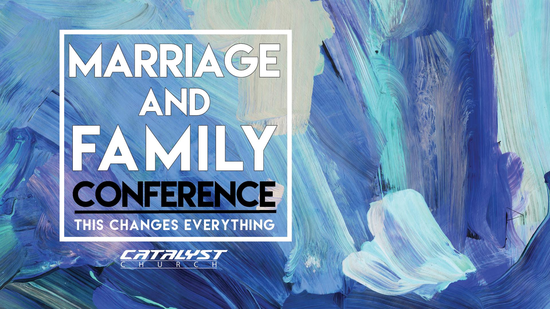 Conference tagline graphic