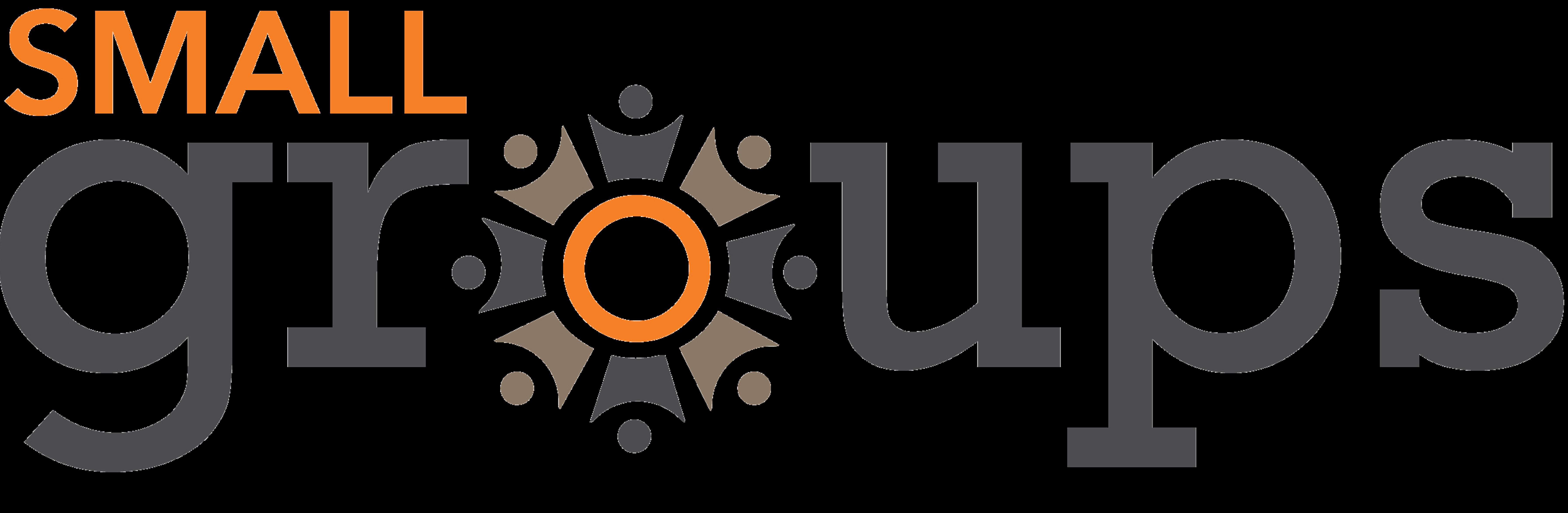 Small group logo trans motto 1