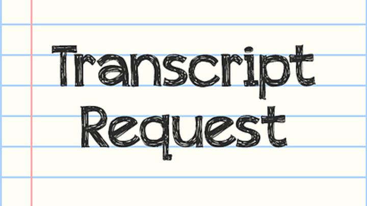 Gardner College Transcript Request logo image