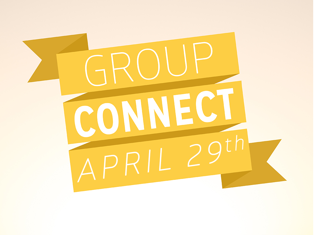 Group connect event april