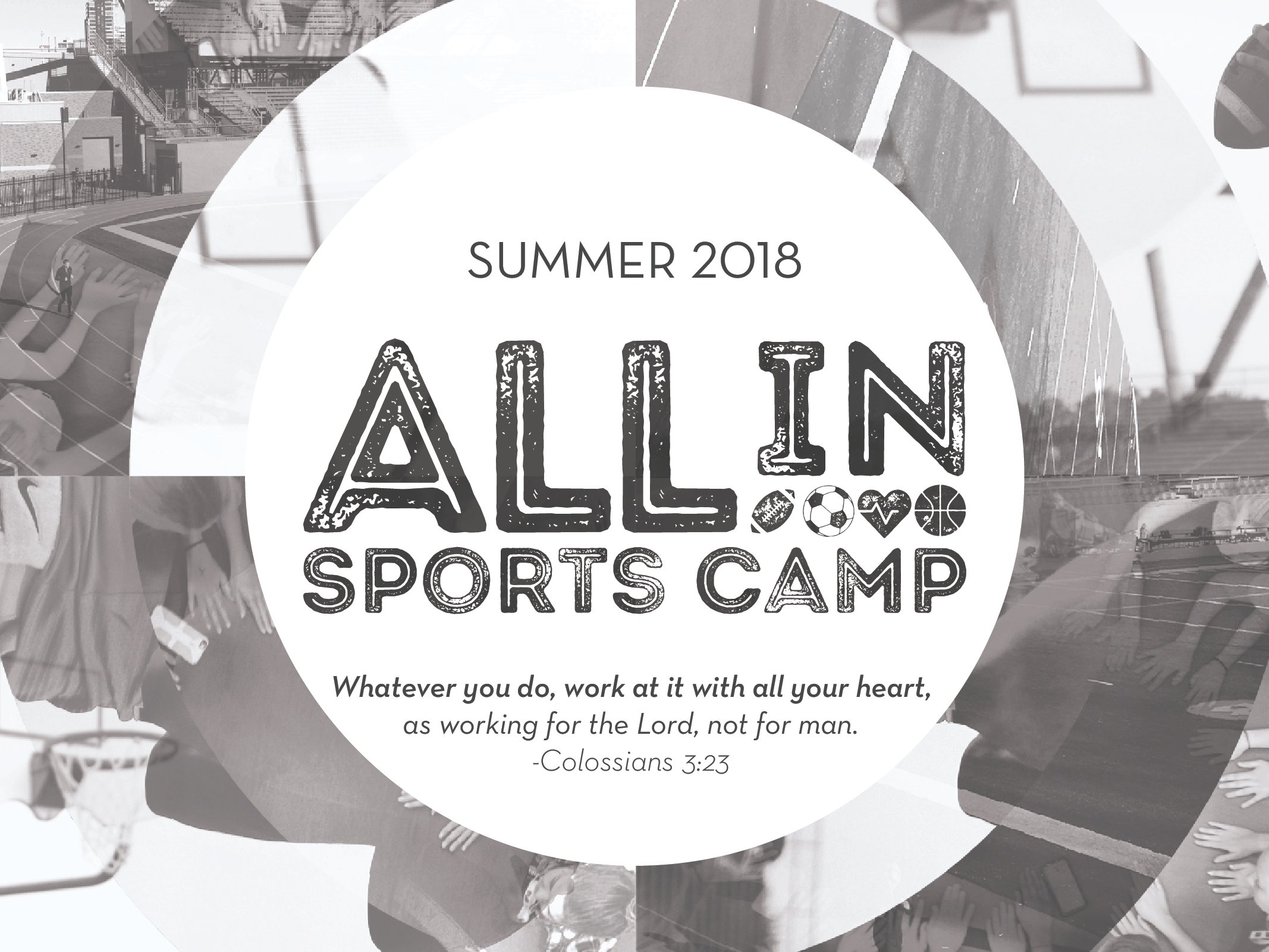 All in sports camp 2018 form1