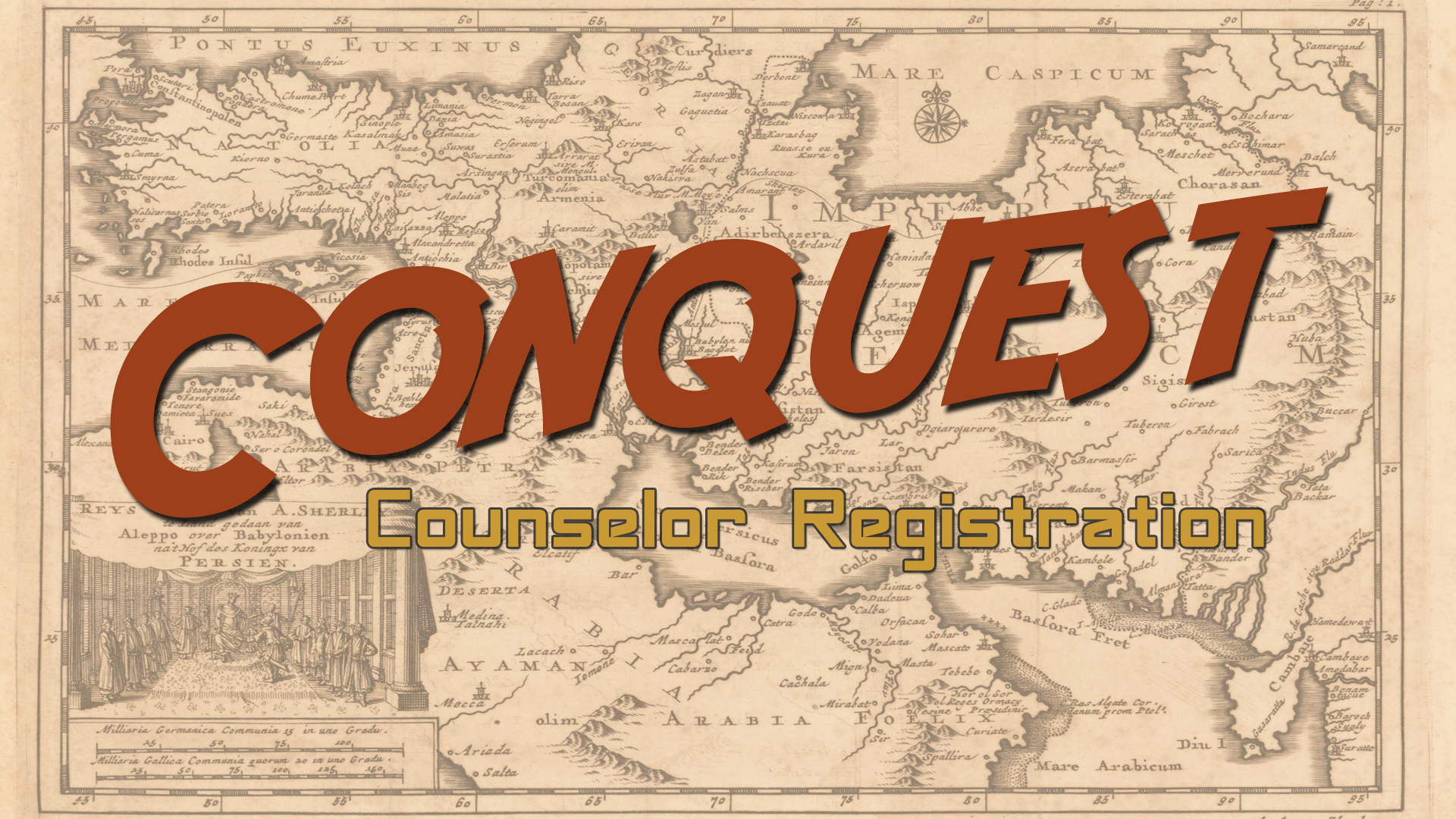 Conquest counselor
