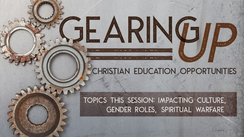 Gearing up classes april session
