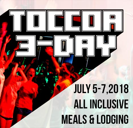 Toccoa3day