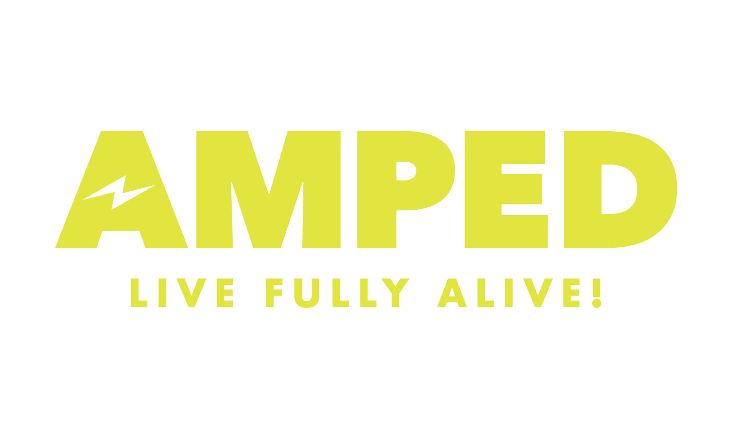 Amped full logo yellow rgb
