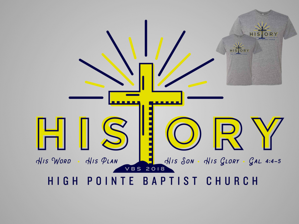 Vbs history  pco registration   2