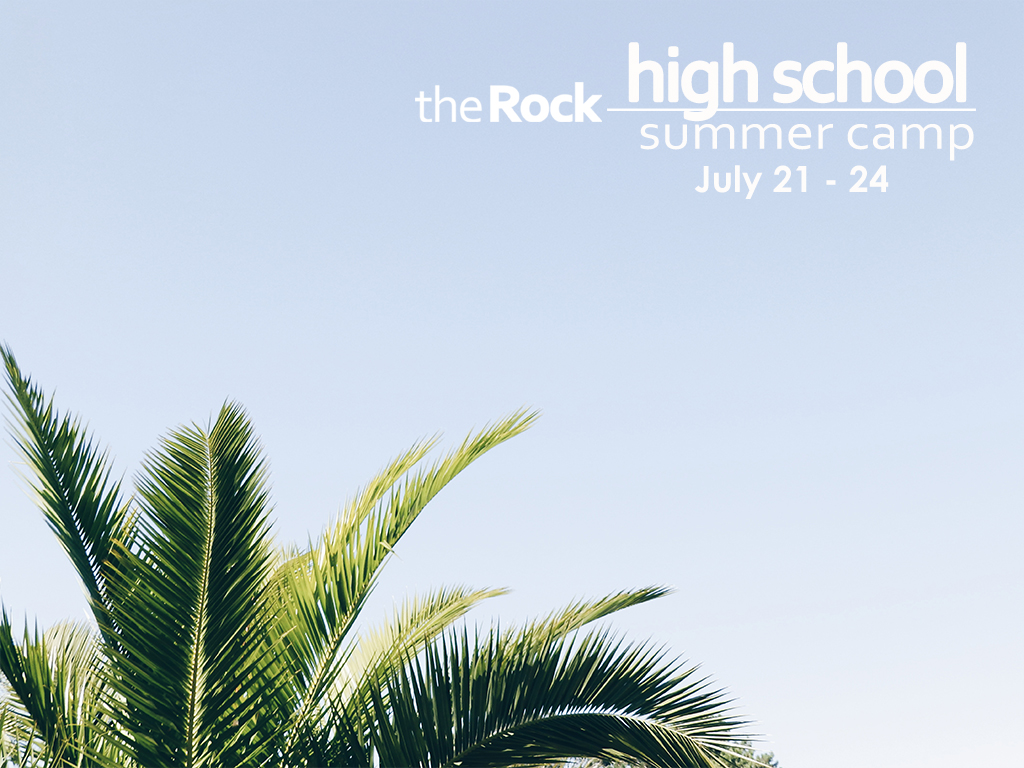 High school summer camp