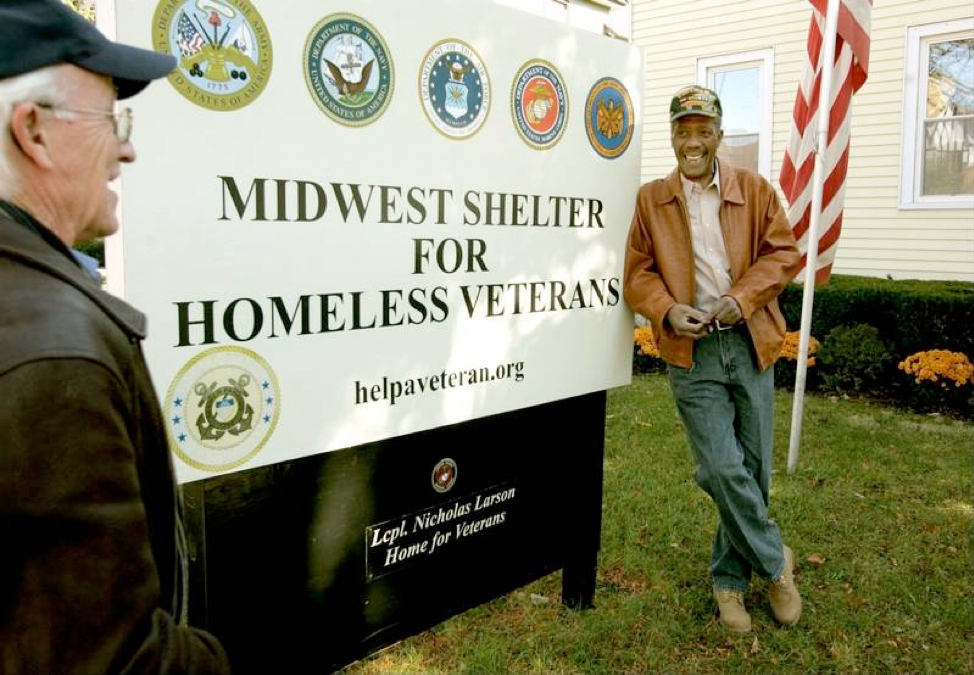 Midwest shelter