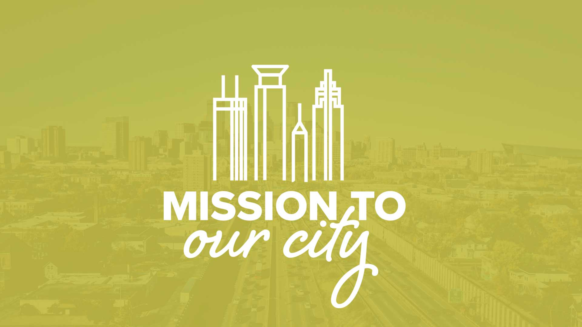 Mission to our city app wide
