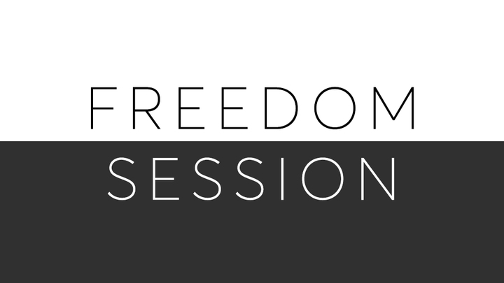 Freedom Session Request logo image