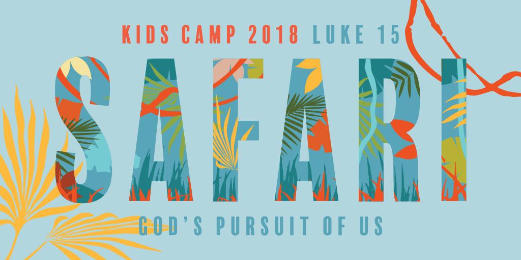 Kidz camp 2018
