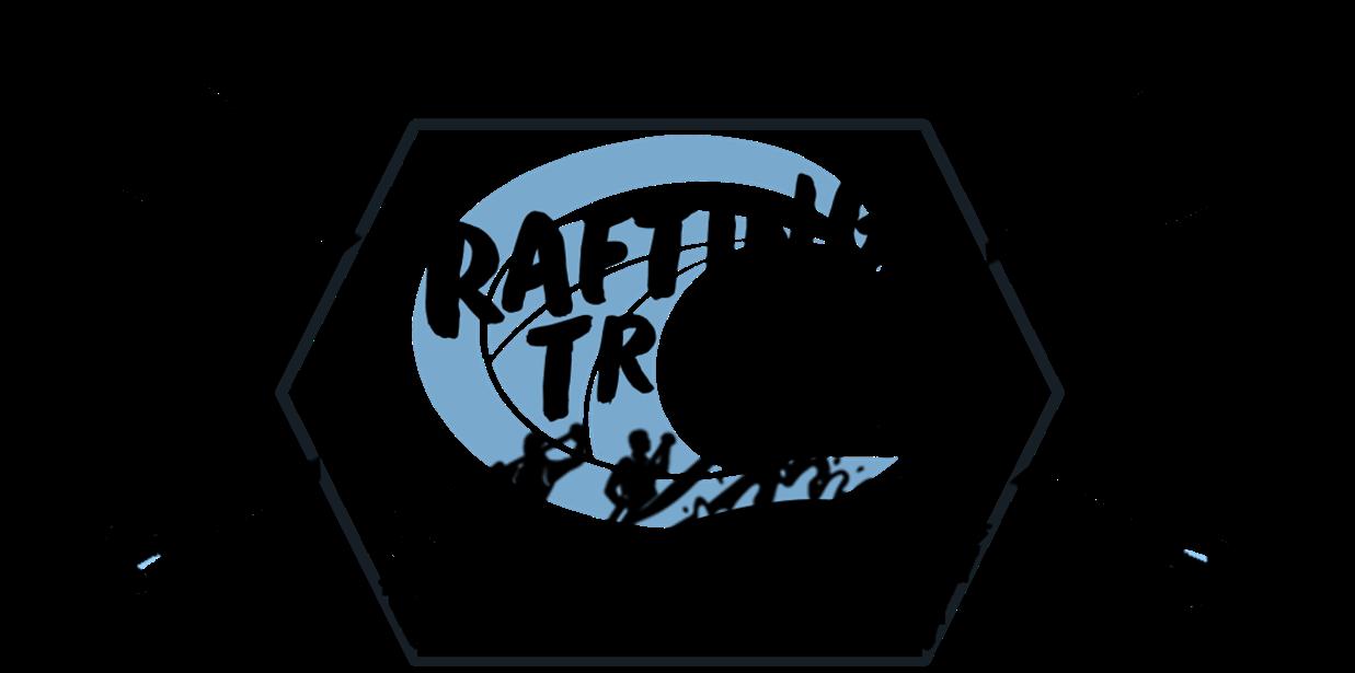 Rafting trip 2018 design brochre