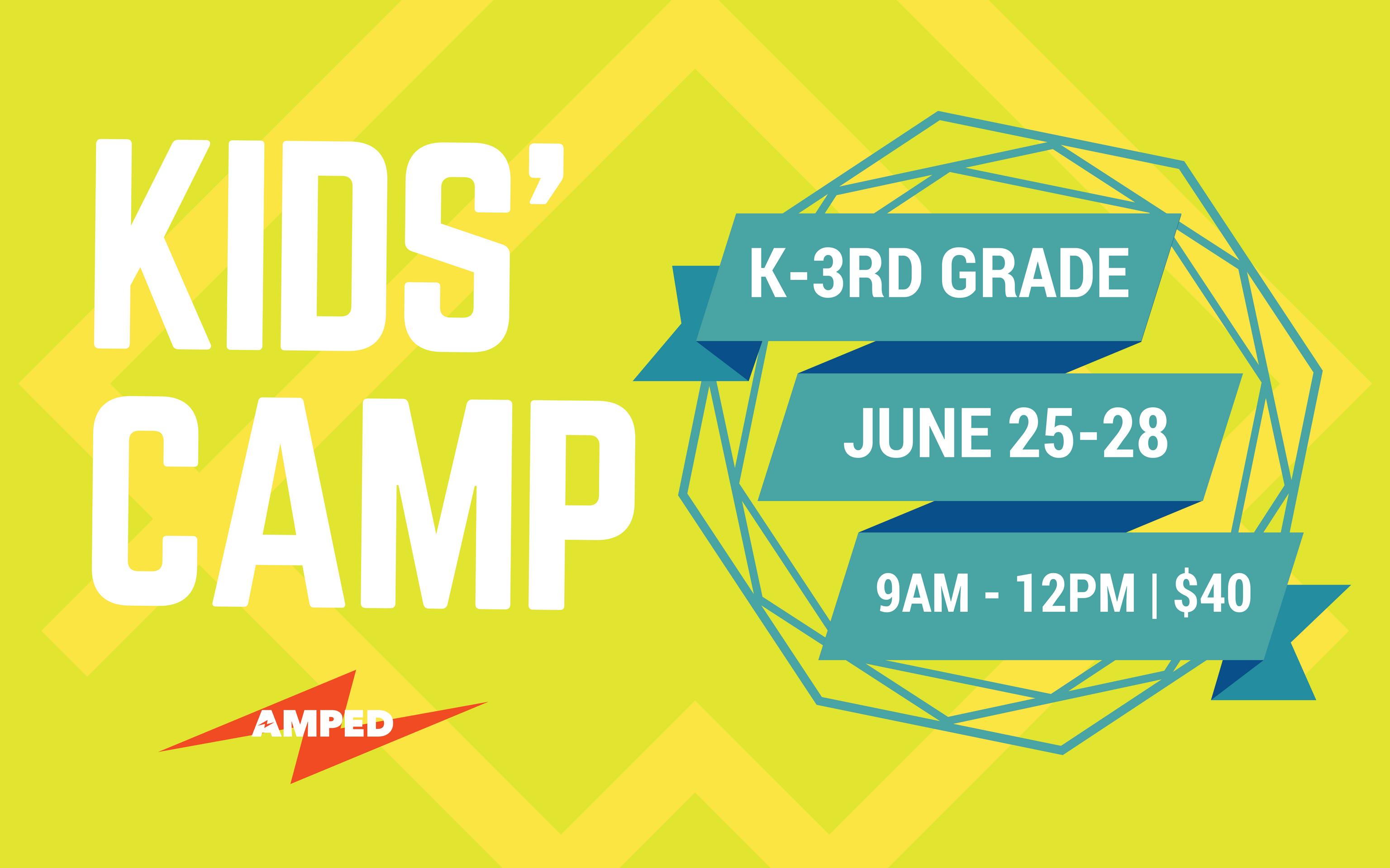 Kids camp paper