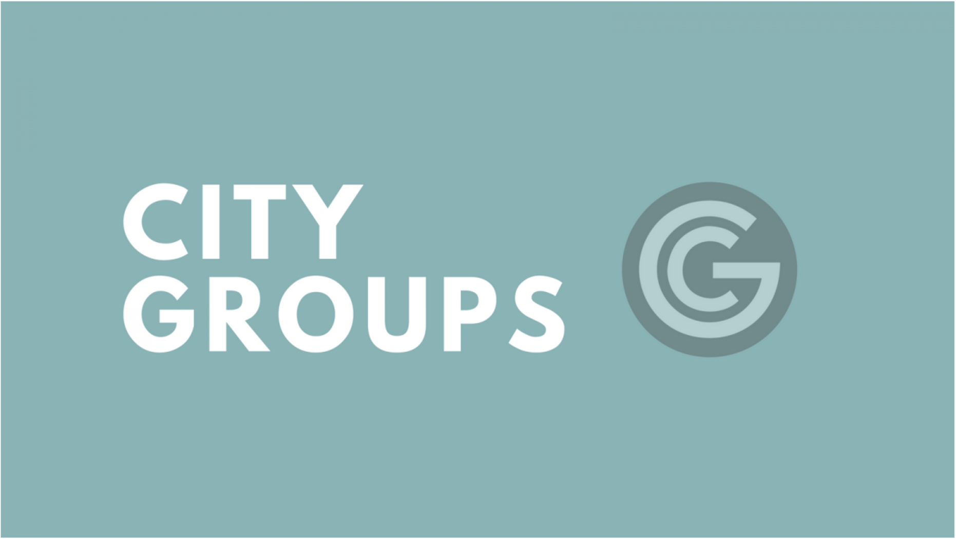 City groups graphic