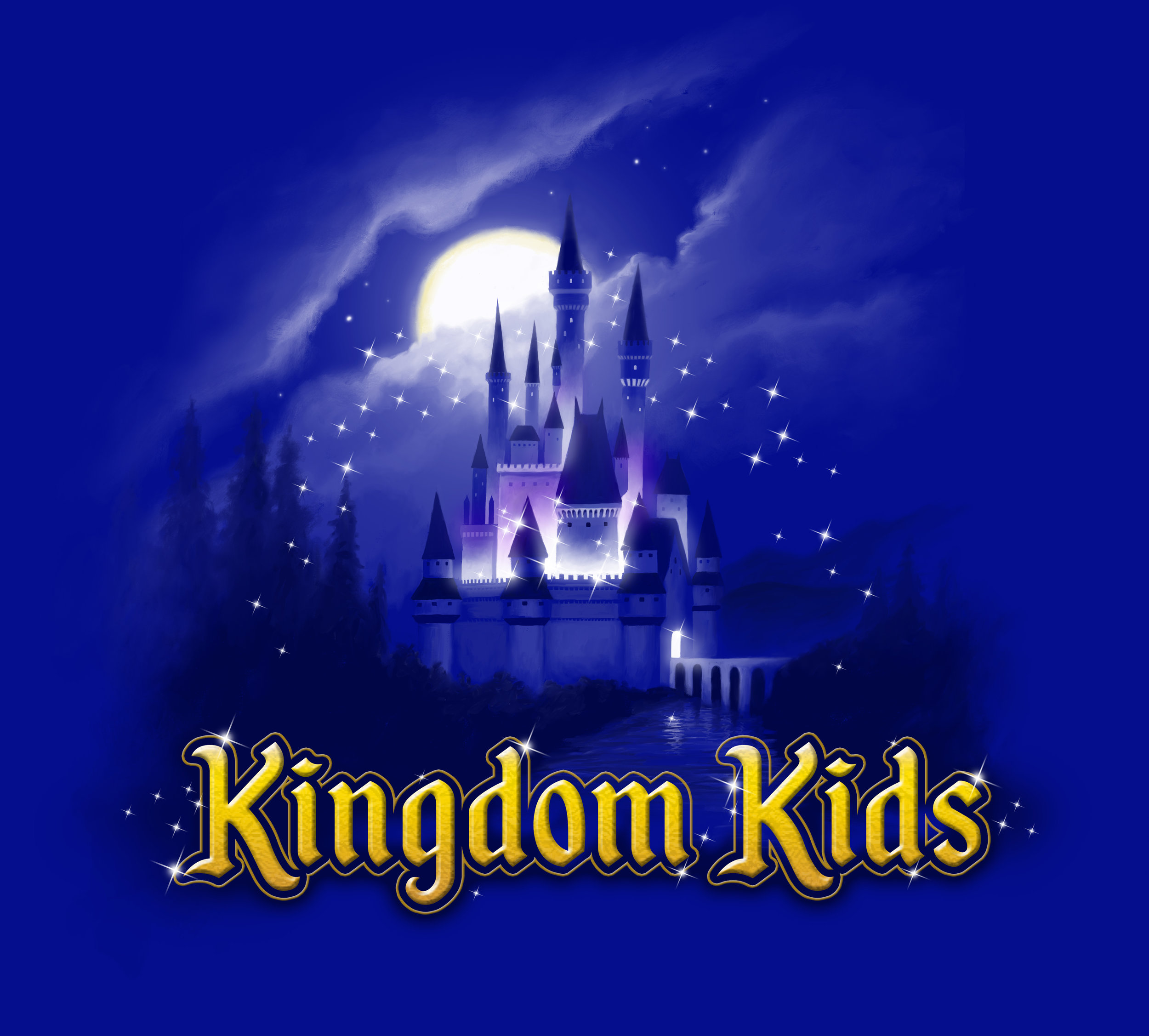 Summer camp kingdom kids