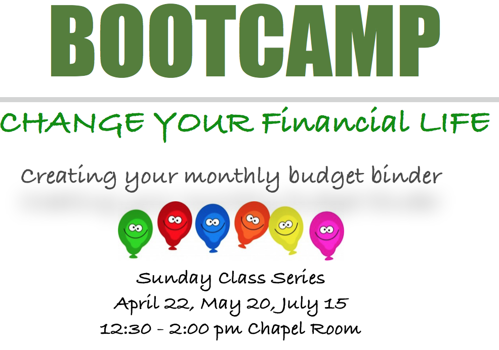 Boot camp graphic image