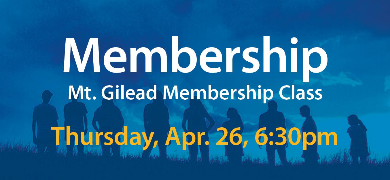 Membership eventblock