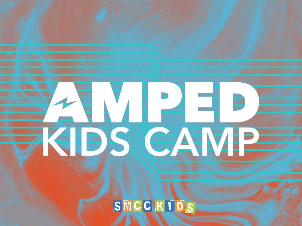 Amped kids camp registration draper