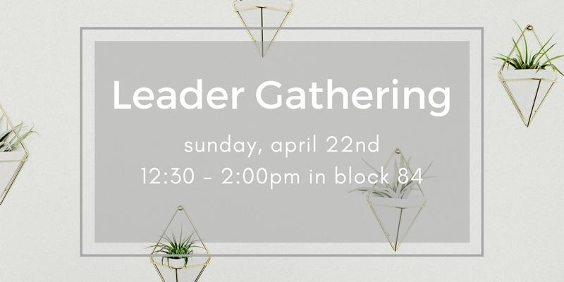 Lgl gathering updated
