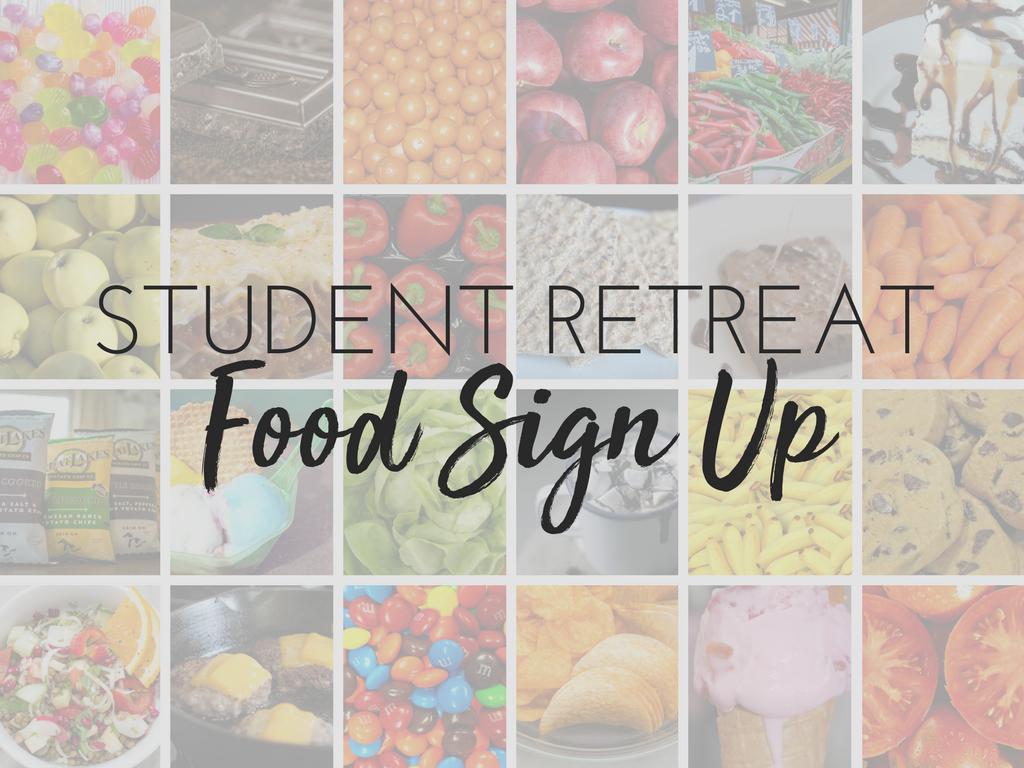 Student retreat