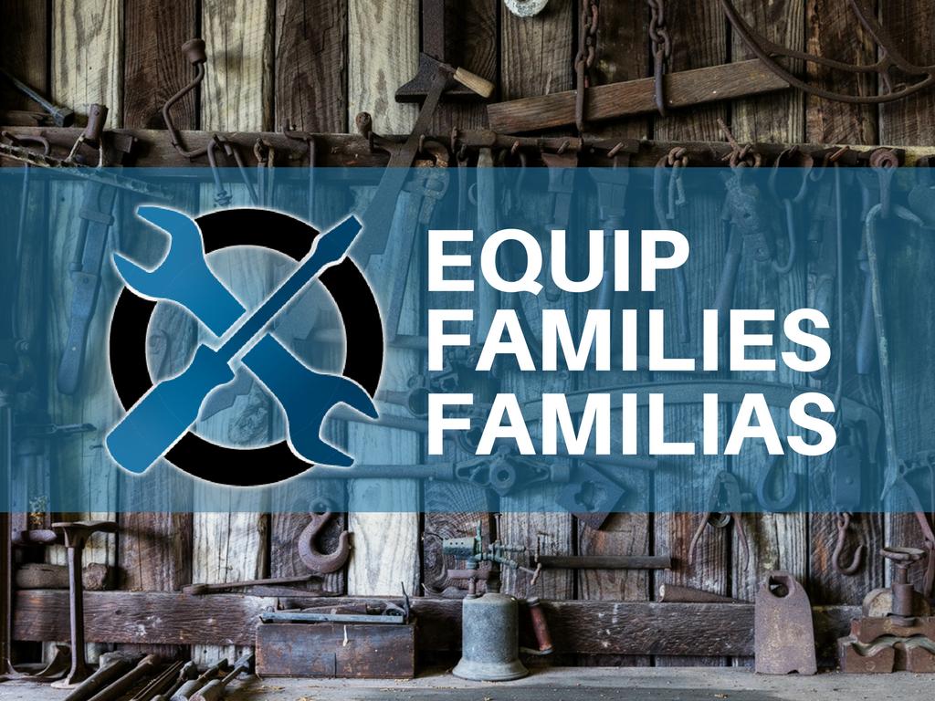 Equip families pco 2018